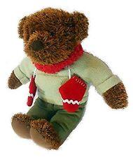 "Hallmark 13"" Teddy Mittens Plush Celebrating 100th Anniversary of the Teddy Bear"
