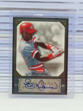 2006 Fleer Eric Davis Greats of the Game Auto Autograph Reds T10