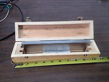 MICROM 16cm MICROTOME KNIFE TYPE C