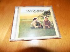 OUT OF AFRICA SOUNDTRACK MUSIC FROM THE MOTION PICTURE Film Score CD