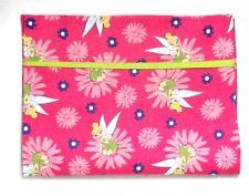 Tinkerbell Toddler Pillowcase on Pink Cotton #Tb21 New Handmade