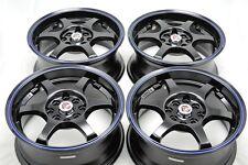 15 Wheels Galant Lancer Sonata Civic Accord Cobalt Aveo Miata Rims 4x100 4x114.3