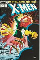 The Official Marvel Index To The X-Men #7 (1987) Marvel Comics