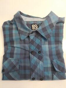 Enyce Men's Long Sleeves Shirt. 3XL .Use