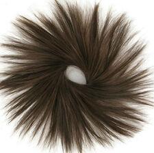 Bun chignon ponytail di ponytail Cioccolatò mechato copper 21/6h30 peruk