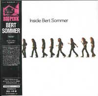 BERT SOMMER-INSIDE-JAPAN MINI LP CD Ltd/Ed G09