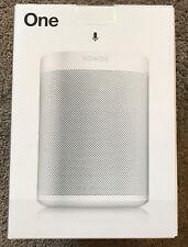 Sonos One GEN 2 Smart Speaker Voice Control *LATEST* Apple Android Google Alexa