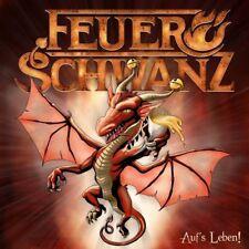 FEUERSCHWANZ - Auf's Leben  DIGI CD NEU