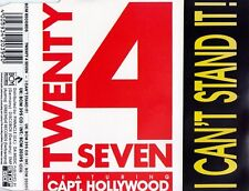 TWENTY 4 SEVEN FEATURING CAPTAIN HOLLYWOOD : I CAN'T STAND IT! / CD