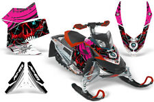 Ski-Doo Rev XP Decal Graphic Kit Sled Snowmobile Sticker Wrap 2008-2012 FRENZY R