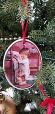 "American Greetings 1994 Christmas Ornament Kathy Lawrence ""God Bless Us Everyone"