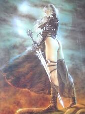 Luis Royo - #30563 - Fantasy art...Orig. poster in new condition / 24 x 36""