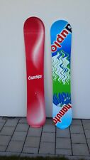 Zwei snowboards, beide unbenutzt, Marke Freeride 153