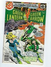 Green Lantern Green Arrow #113 (Feb 1979, DC Comics) News Stand edition*VG+/Fine