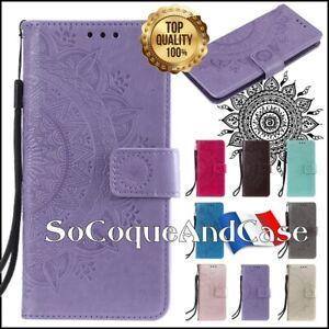 Etui folio Coque housse MYSTIC SUN Case iPhone 6s, 6s+, 7/8, 7+/8+, SE (2020)