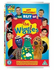 Hot Potatoes The Wiggles The Best Of The Wiggles DVD UK Release New Sealed R2