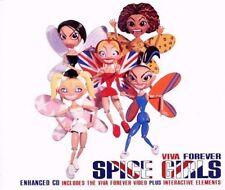 Spice Girls Viva Forever (1998) [Maxi-CD]