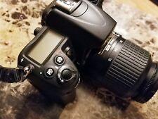 Nikon D7000 16.2 MP Digital SLR Camera - Black (Kit w/ 18-55mm