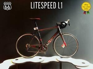 Litespeed L1 2016 Road Bike Carbon