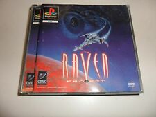 PlayStation 1 PSX ps1 the Raven Project (3)