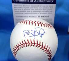 BRANDON PHILLIPS PSA DNA COA Hand Signed Major League Autograph Baseball