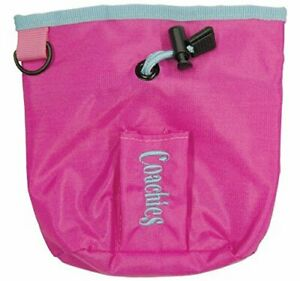 COACHIES Puppy Treat Bag, Pink