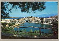 AK: Aghios Nikolaos (Kreta) - Generalansicht auf die Lagune