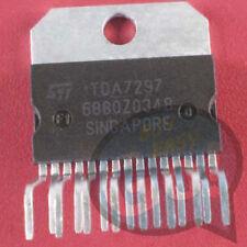1PCS nuevo TDA7297 Manu: St Encapsulado: ZIP-15, amplificador de audio ic
