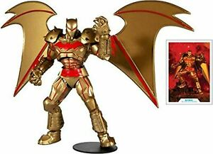 """McFarlane DC Multiverse 7"""" Hellbat Lunar New Year Edition Boxed Action Figure"""