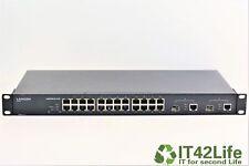 Lancom Systems ES-2126 Switch 24 Anschlüsse - Ethernet, Fast Ethernet