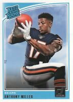 2018 Donruss Football #314 Anthony Miller RR RC Chicago Bears