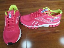NEW Reebok Realflex Select Running Shoes Womens 7 Coral/Pink/White J99763 $110.