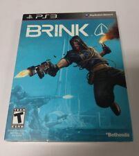 Brink (Sony PlayStation 3, 2011) new ps3
