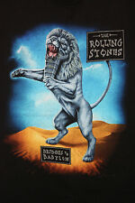Vintage The Rolling Stones Bridges To Babylon Concert Tour 90's T Shirt XL (H7)