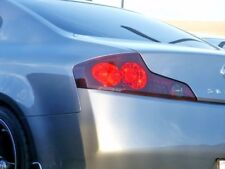 Smoked Tail Light Vinyl Tint Film with Cutout Vinyl For 03-07 Infiniti G35 Coupe