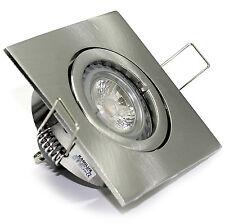 LED Einbaustrahler Sets Quajo 5W~50W Einbauleuchte 230V GU10 Deckenspot