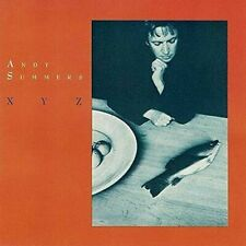 ANDY SUMMERS X Y Z CD 1987 MCA ALBUM THE POLICE