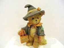 CHERISHED TEDDIES  HALLOWEEN -- GRETEL WITCH FIGURINE