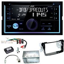 JVC kw-db93bt radio digital Bluetooth CD USB AUX kit de integracion para Hyundai i40 vf