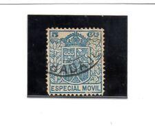 España Valor fiscal usado correos Badajoz año 1923-32  (BS-818)