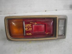 Toyota Late KE20 Corolla Left Tail Light/Lamp