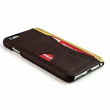 Synthetic Leather Wallet Case by Dockem for iPhone 6/6S w/ Card Holder Slots