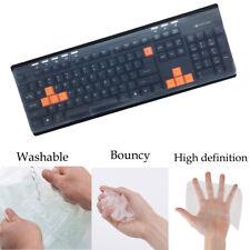 Silicone Computer Keyboard Skin Cover Film Waterproof Dustproof Keyboard Cover