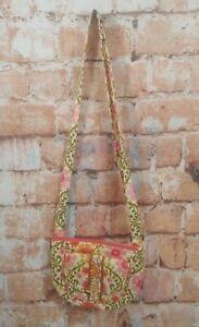 Vera Bradley Cross Body Floral Bag