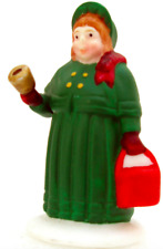 Dept 56 Christmas In City- City People 59650 Woman Bell Ringer - Single Figure