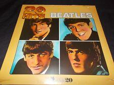 THE BEATLES 20 Hits LP COMP Sealed! '83 Phoenix 20