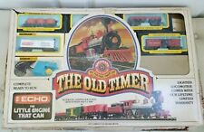 Vintage Bachmann HO The Old Timer Train Set In Box
