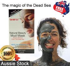 Unisex Skin Mud Masks