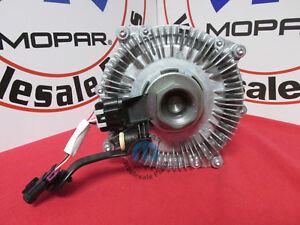 DODGE RAM Replacement Engine Cooling Fan Clutch NEW OEM MOPAR
