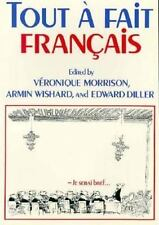 Tout a Fait Francais, , Very Good Book